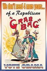 Republican Grab Bag (Paper Poster)