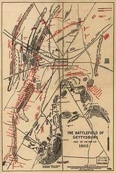 Battle of Gettysburg #1 (Paper Poster)