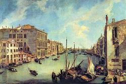 Grand Canal at San Vio (Paper Poster)