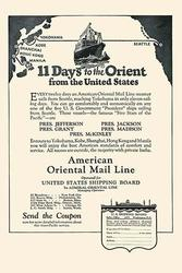 11 Days to the Orient (Paper Poster)