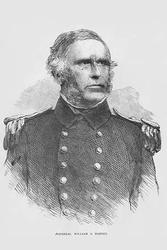 General William S. Harney (Canvas Art)