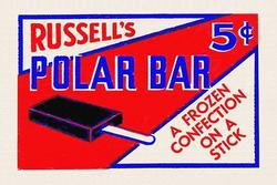 Russel's Polar Bar (Canvas Art)