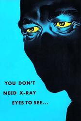 X-Ray Eyes (Paper Poster)