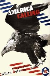 America Calling (Paper Poster)