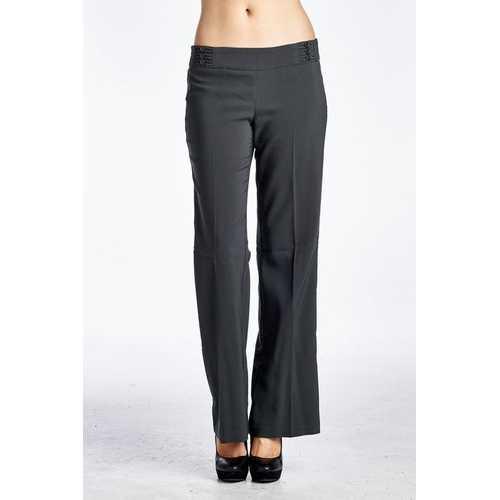 Women's Charcoal Pants