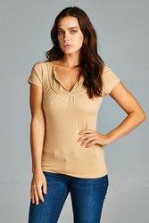 Women's Jersey Short Sleeve Top