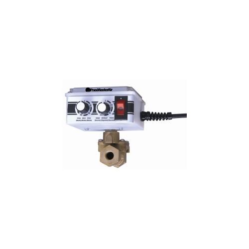 """PneuMasterAir 1/2"""" Electric Air Compressor Drain"""