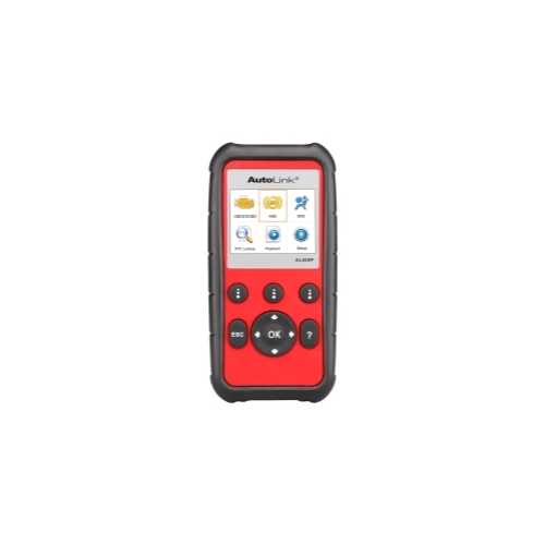 AL609P Code Reader W/ABS&SRS Support