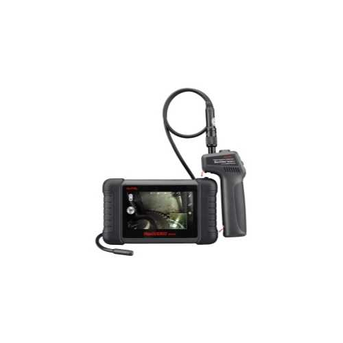"""5"""" dual camera, wireless video inspection tablet"""