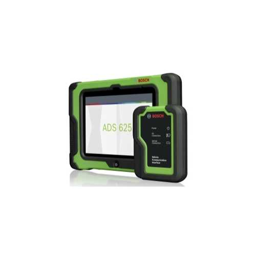 ADS625 Diagnostic Scan Tool
