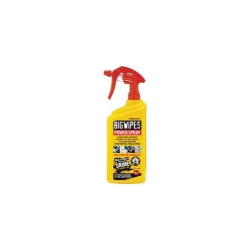 Big Wipes Power Spray Case of 8