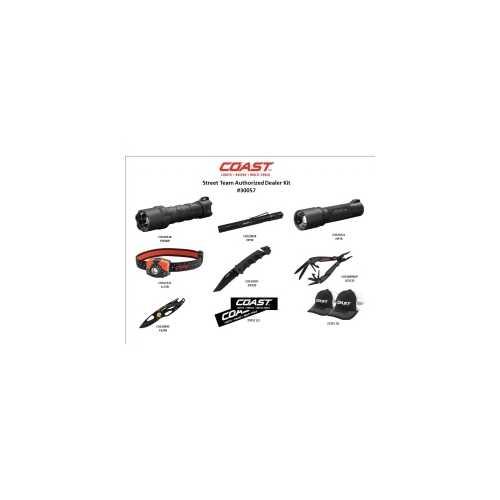 Coast Street Team Authorized Dealer Kit