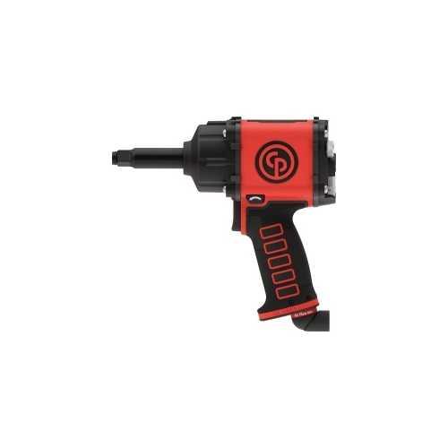 """1/2"""" Impact Wrench w/ Air Flex Mini 2"""" Anvil"""