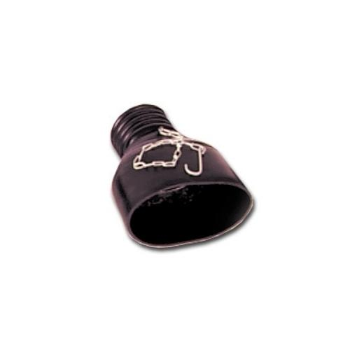 """2.5"""" x 5.5"""" OVAL TAILPIPE ADAPTER"""