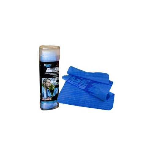 Super Absorbent Blue Cooling Towel Each