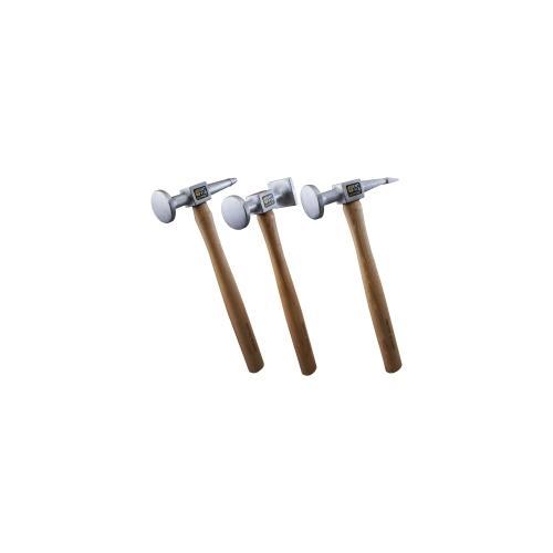 3-Piece Aluminum Hammer Set