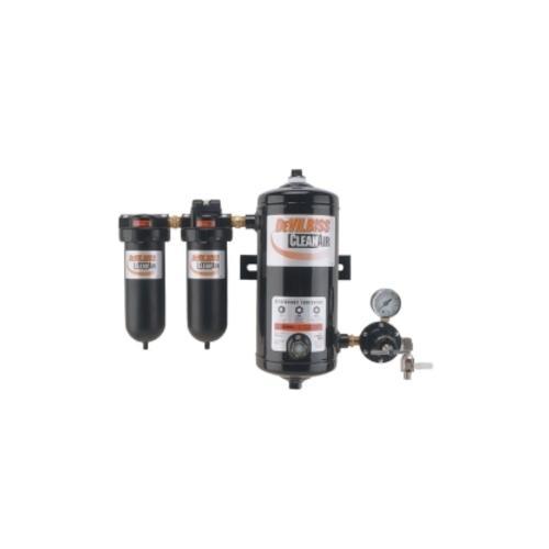 3-stage desiccant air dryer system