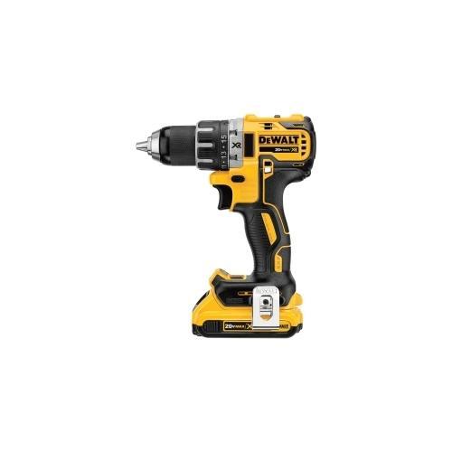 20V Brushless Drill / Driver w/ (2) 2.