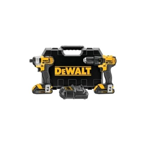 20V Li-Ion Compact Drill and Driver Co