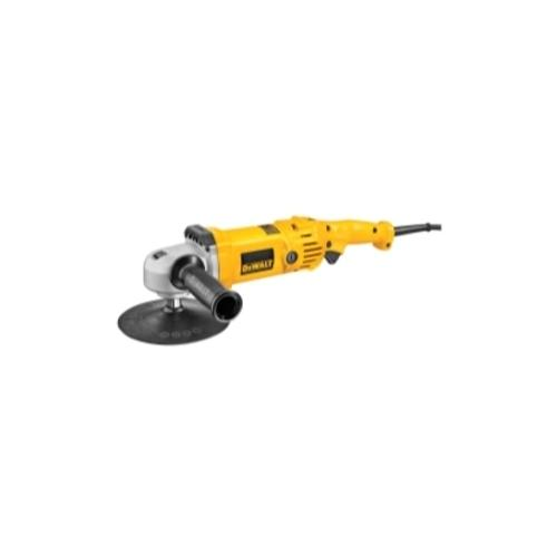 """7/9"""" Right Angle Polisher with Soft Sta"""