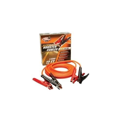 Booster Cable 12' 6GA Polarglo