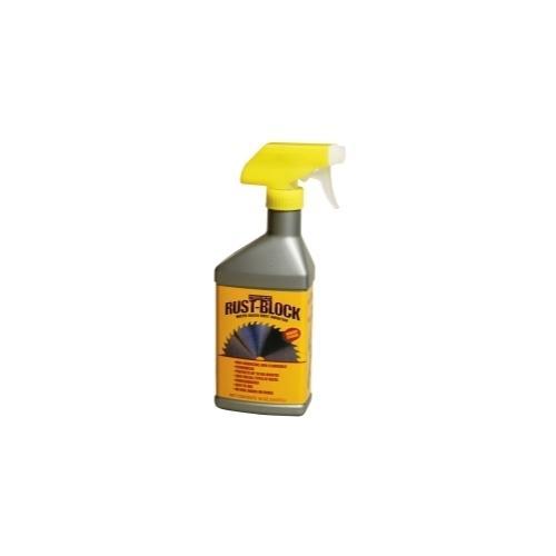4pc case 16oz Rust Block rust inhibitor w/ trigger