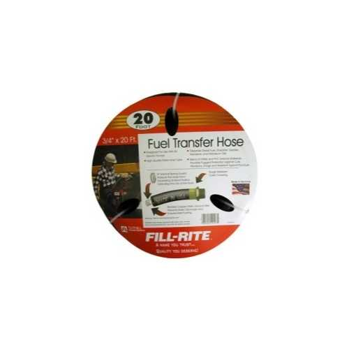 3/4 in. x 20 ft. Fuel Tranfer Replacement Hose