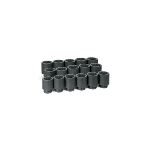 "1"" Dr 16 Pc. Deep Frac Set"