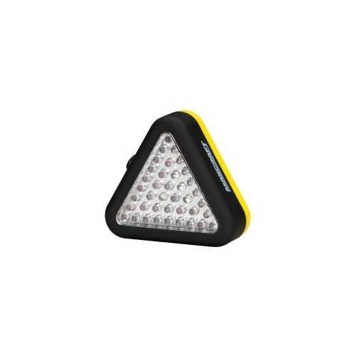 39 LED Triangle Work Light/Eme