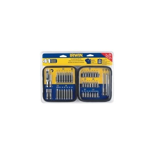 Fastener Drive Tool Soft Case Set - 41 Pc.