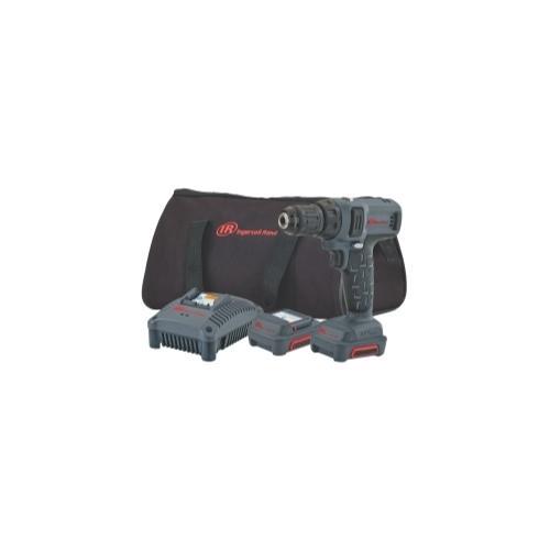 IQv12 3/8 in. 12V Cordless Drill/Driver Kit