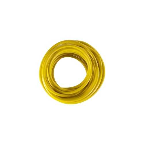 PRIME WIRE 80C 14 AWG, YELLOW, 15'