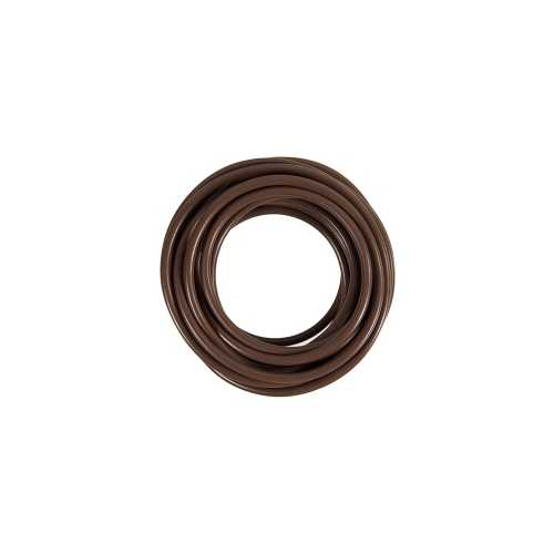 PRIME WIRE 80C 16 AWG, BROWN, 20'