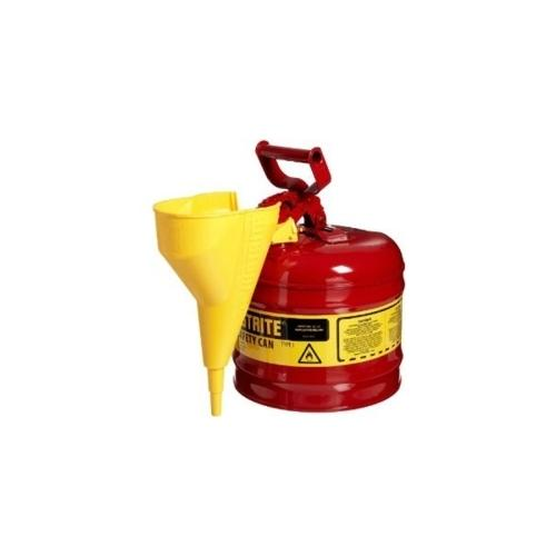 Red Safety Can w/Funnel