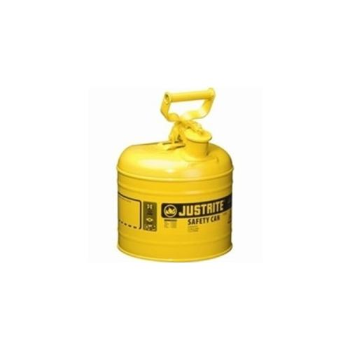 2.5G/9.5L Safety Can Yellow