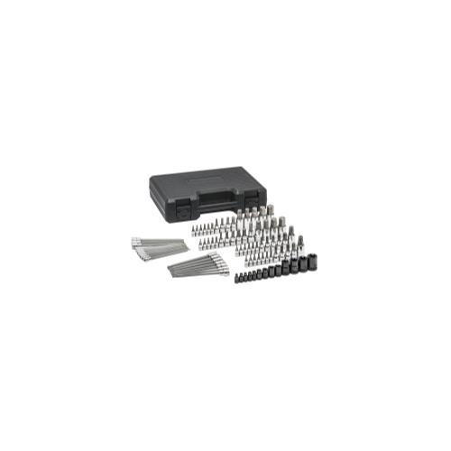 84 Pc Torx & Hex Master Bit Socket