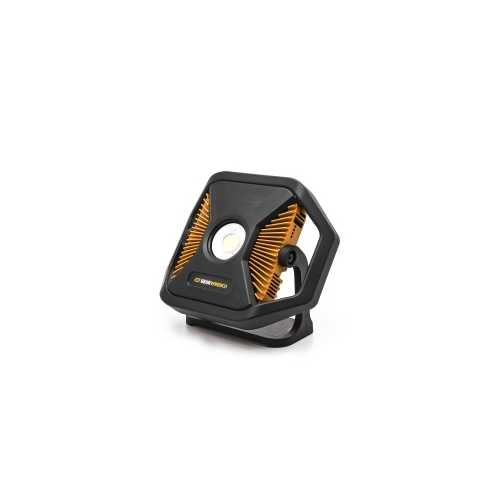 3000 LUMEN RECHARGABLE AREA LIGHT WITH AC ADAPTER
