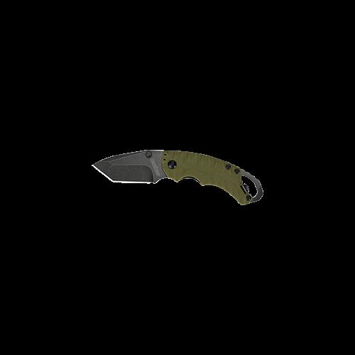 SHUFFLE II OLIVE BLACKWASH