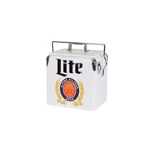 Miller Lite Ice Chest, 13 Liter