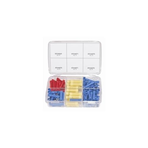 100-pc Butt Connector Kit