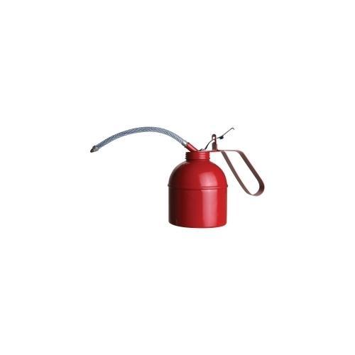 Lever Oil Can w/Flex Spout 1pt