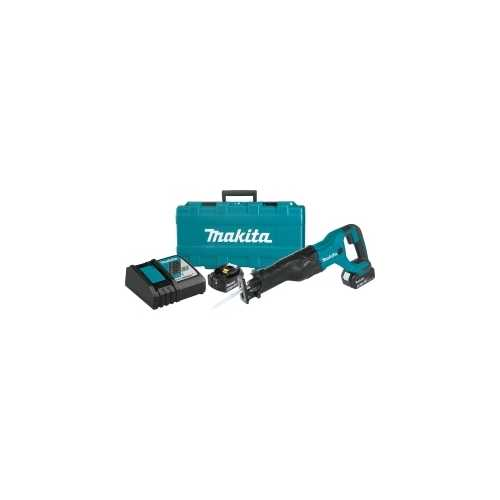 18V LXT 5.0 Ah Cordless Reciprocating Saw Kit