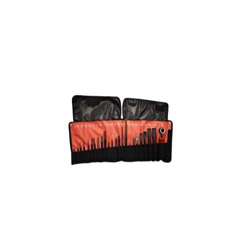 24-PC PUNCH AND CHISEL SET- LIMITED TIM