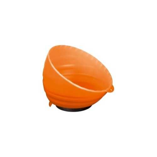 2PK Magnetic Parts Bowl, Orange