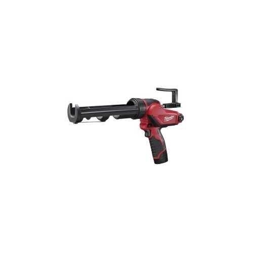 M12 10 OZ. CORDLESS CAULK / ADHESIVE GUN BATT CHARGER KIT