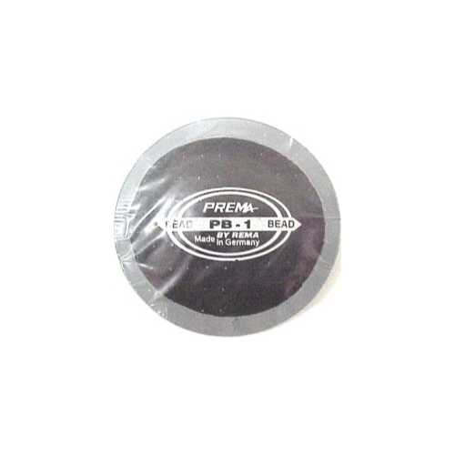 25\Box Small Bias Tire Patch 2-1/4 in. Round