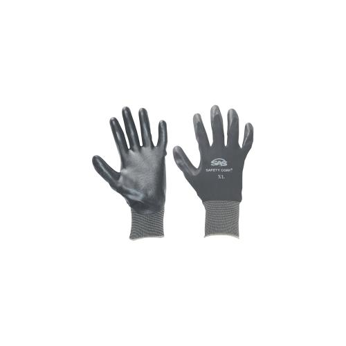 1-pr of PawZ Nitrile Coated Palm Gloves, S