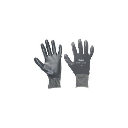 1-pr of PawZ Nitrile Coated Palm Gloves, XXL