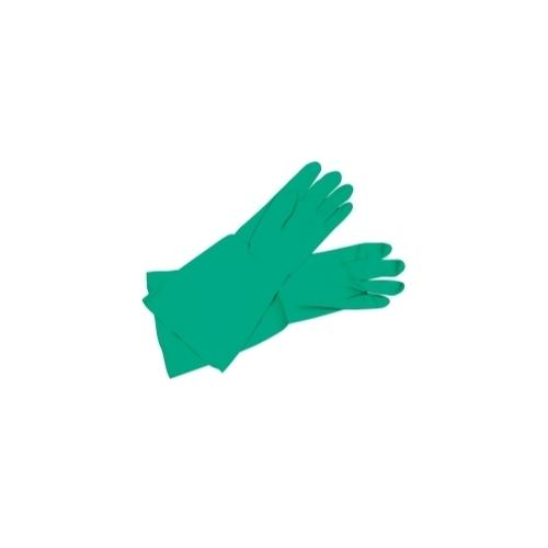 1-pr of Unsupported Nitrile Flock-Lined Painter?s Gloves, L