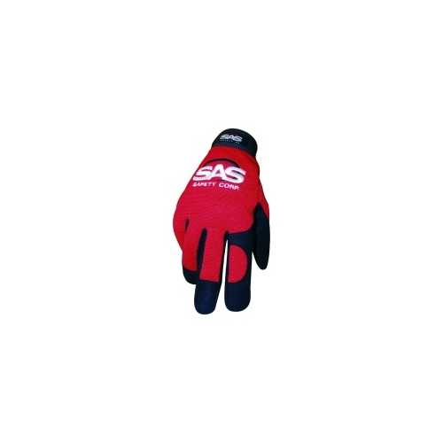 1-pr of MX Pro-Tool Mechanics Safety Gloves, L